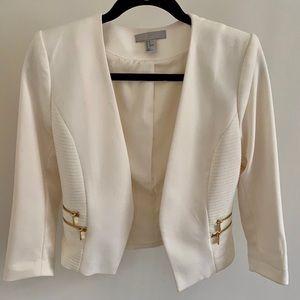 H&M Women's Ivory Blazer